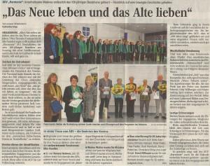 Schwetzinger Zeitung 15.02.2011