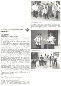20.04.2013 Bericht Lußheimer Nachrichten - Frühlingsfeier
