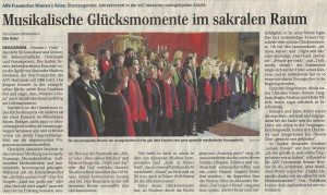 Schwetzinger Zeitung 10.Oktober 2008