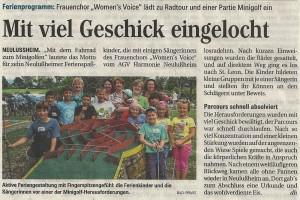 Schwetzinger Zeitung 21.08.2013