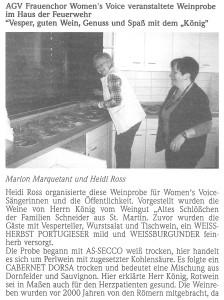 21.02.2014 Bericht Lußheimer Weinprobe Grillhütte 1