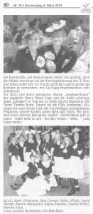 26.02.2014 Bericht Lußheimer Frauenfastnacht Reilingen 2