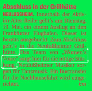 09.05.2014 Pressenotiz Aktiv i. Alter-Grillhütte