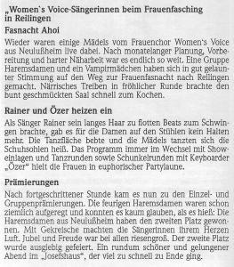 12.02.2015 Lußheimer Nachrichten