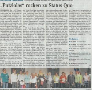 Schwetzinger Zeitung 08.05.2015