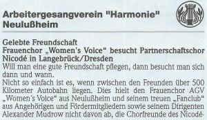 25.06.2015 Lußheimer Nicodè Chor 1
