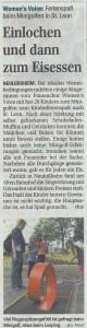 Schwetzinger Zeitung 20.08.2015